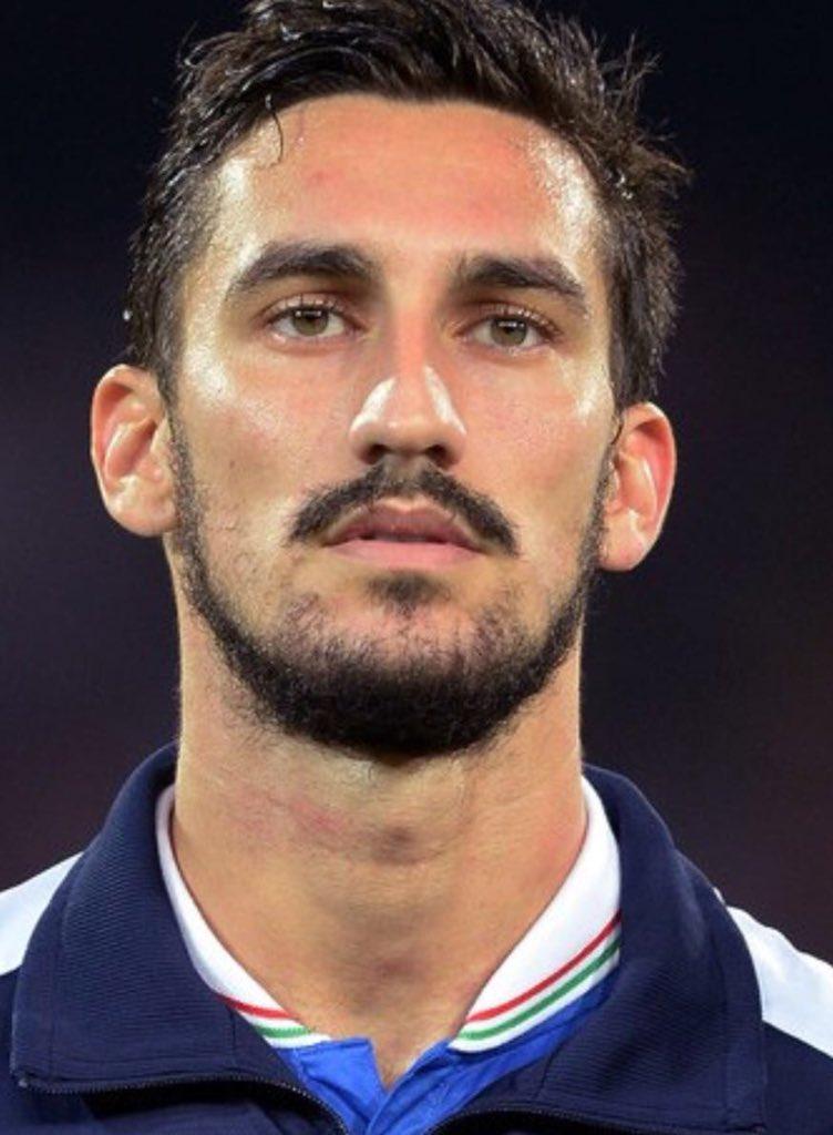 Vayan mis condolencias para la familia,amigos y al Club de Davide Astori. Descansa en Paz.
