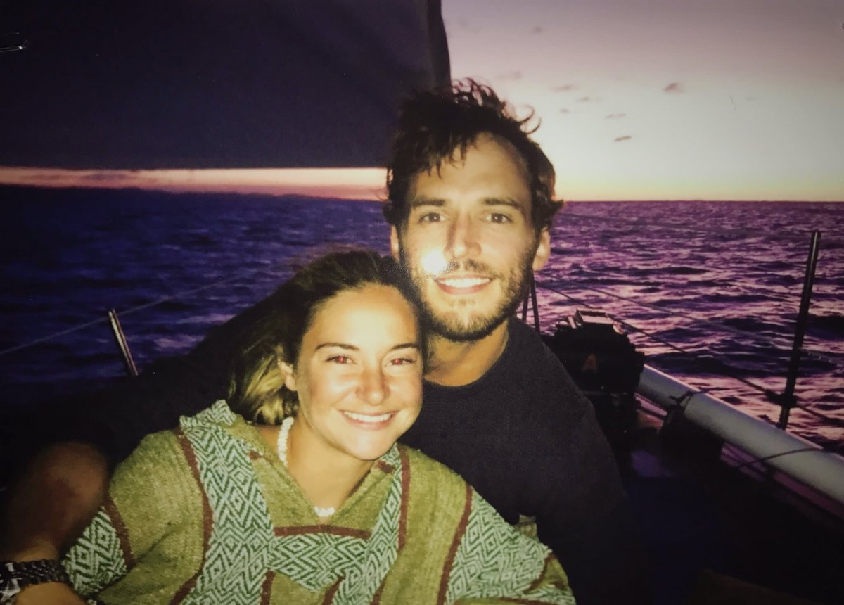 Shailene Woodley Fans On Twitter The First Trailer For Adrift With ShaileneWoodley And SamClaflin Will Be Released This Week
