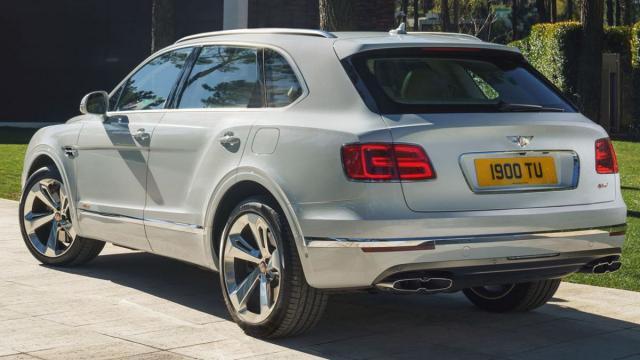 Bentley Bentayga Plug In Hybride Uitgelekt Auto Nederland Nieuws