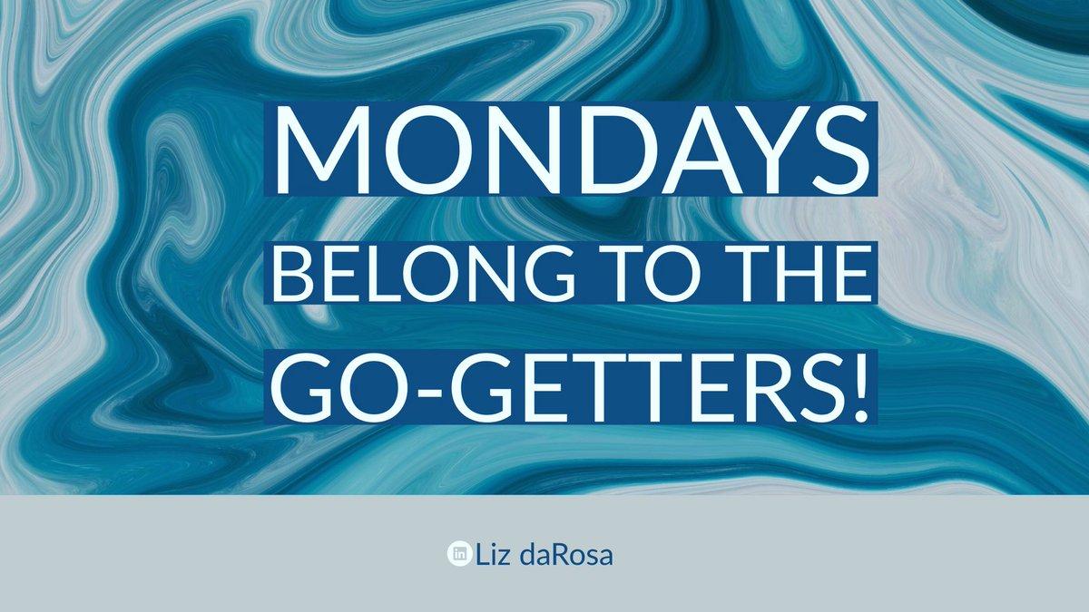 ???? Go get it! ???????? #SuccessTRAIN #Mondaymotivation https://t.co/Ip8nzs997d