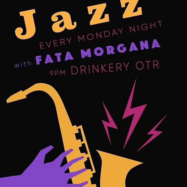 Have you had good sax lately? it's Jazz...