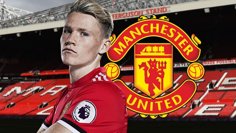 Scott McTominay has made the breakthrough at @ManUtd, but how has he done it? #MUFC coaches share their memories of McTominay's long journey to the first team: skysports.tv/I1tbzp