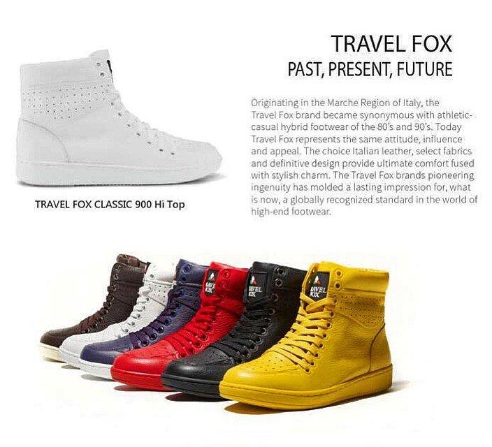 Travel Fox brands pioneering ingenuity