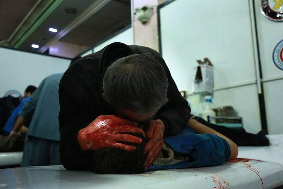 Duyulmayan çığlık! Vicdanlar sağır..! #SaveGhouta #Gazzem #ZeytinDalıHarekatı #HilalKuşatması @Hur0smanli @filinta_y @Muammer_ce @aplt81 @MstfAkdgKysri @Nuru_Yeliz @ZehraTulElBetul @nevindrms @MuratReis_1970