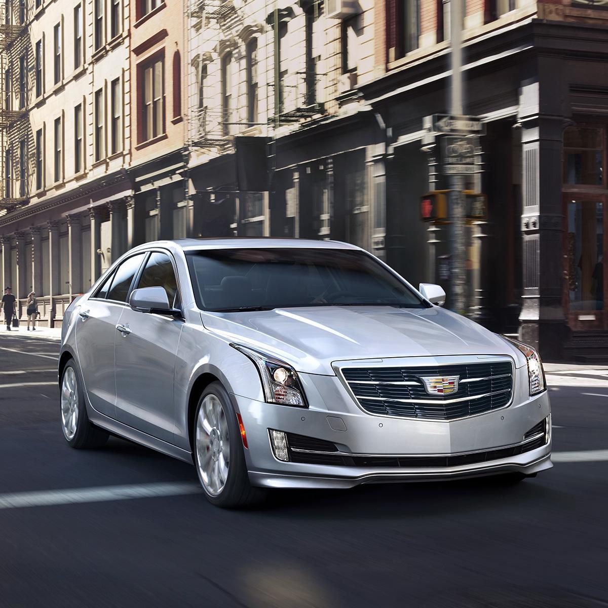 "Cadillac México on Twitter: ""Cadillac #ATS Sedán se supera ..."
