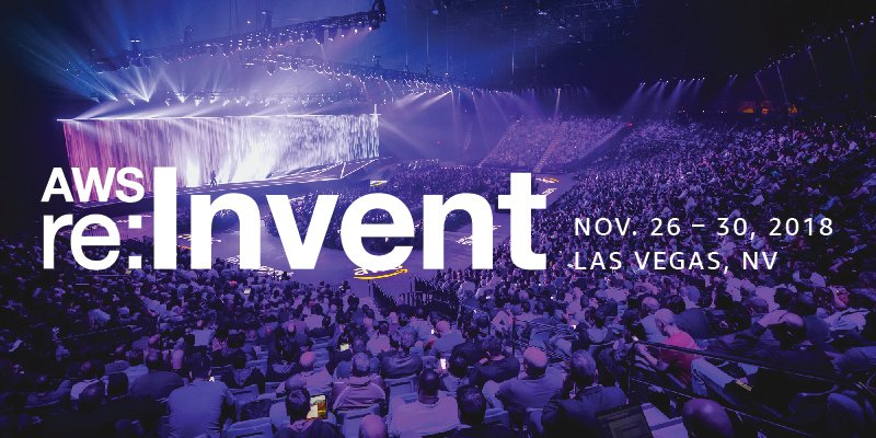 Image result for 2018 reinvent