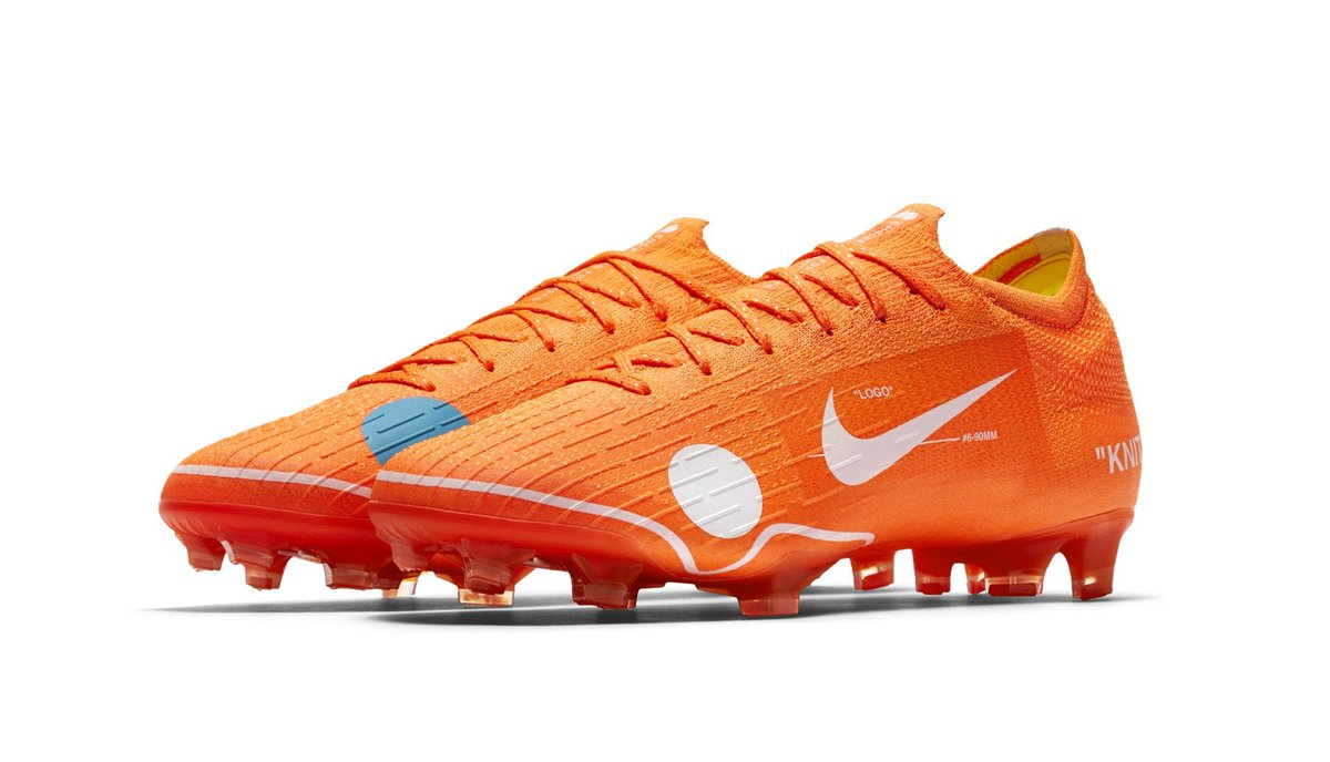 5bcc3913af2 ... Nike Mercurial Vapor XII 360  https   www.soccerbible .com performance football-boots 2018 03 first-look-at-the-off-white-x-nike- mercurial-vapor-xii-360  ...