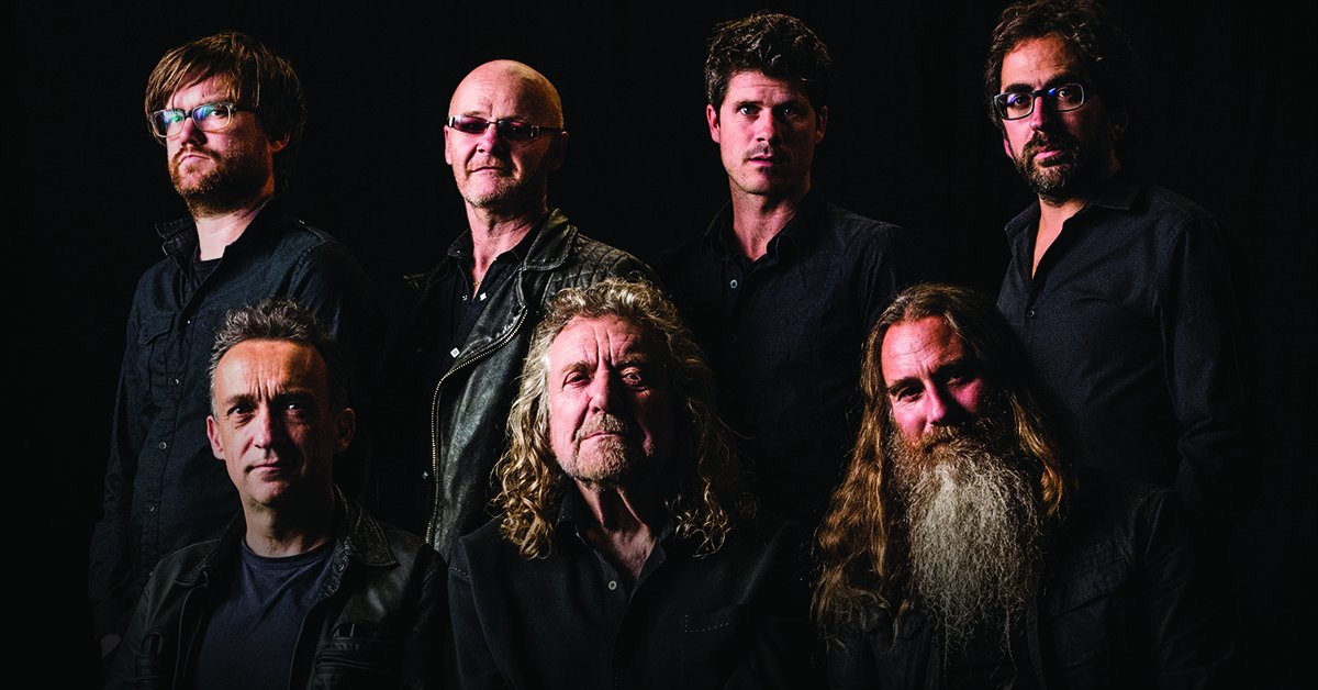 Just Announced: Robert Plant & the Sensational Space Shifters with Lucinda Williams at Marymoor Park on June 27. Tickets on sale this Friday at 10am