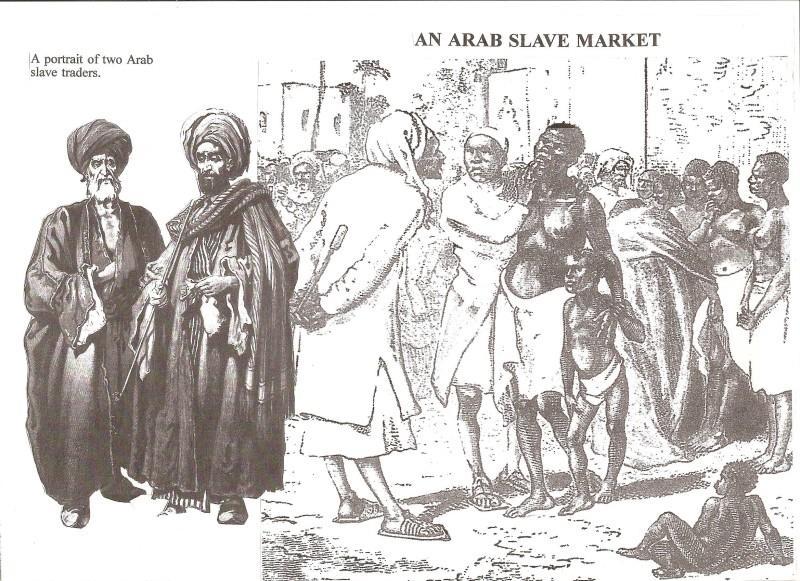 Image result for arab black slavery