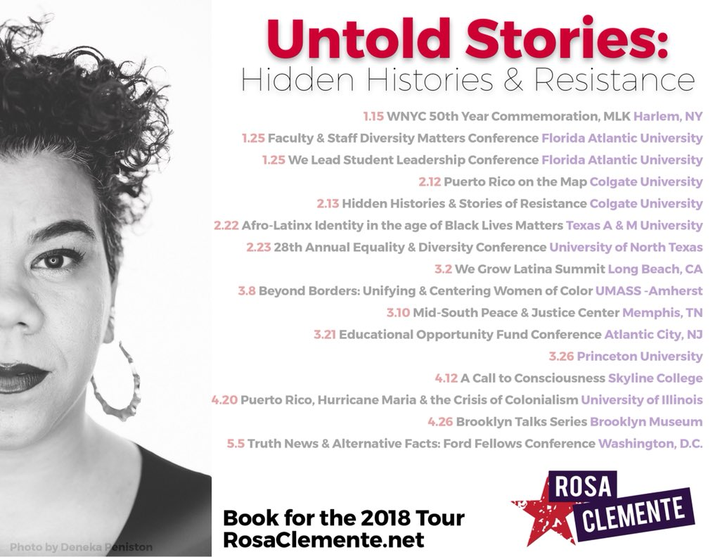 My friend @rosaclemente is booking now! Check her out out https://t.co/tH49dz7ISS. https://t.co/gwlf8K7sEw