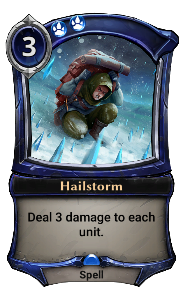 Eternal Card Game On Twitter Storms A Comin Bundle Up For