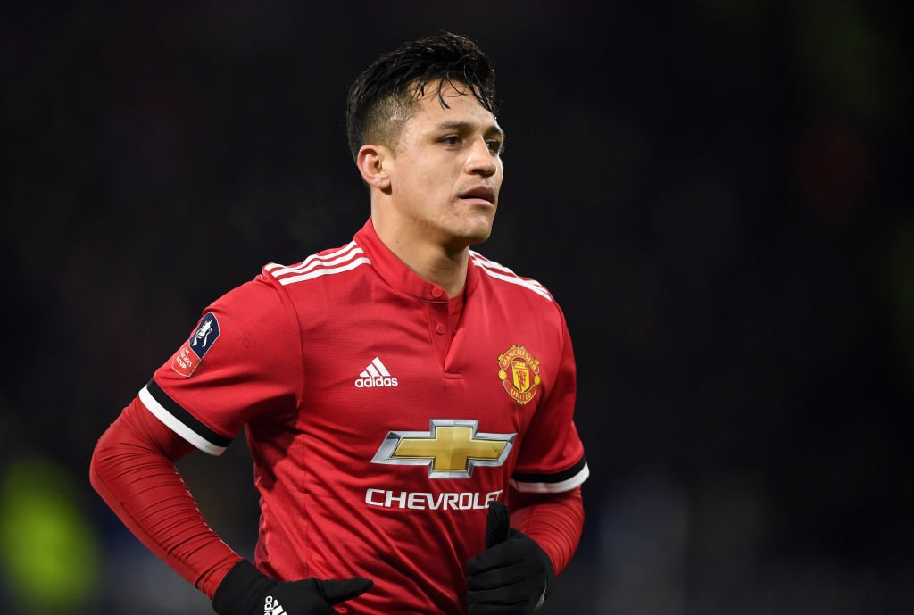 Alexis Sánchez was dispossessed 4 times in the first half: • Twice as many times as any other player • The same amount as every Crystal Palace player combined 😳