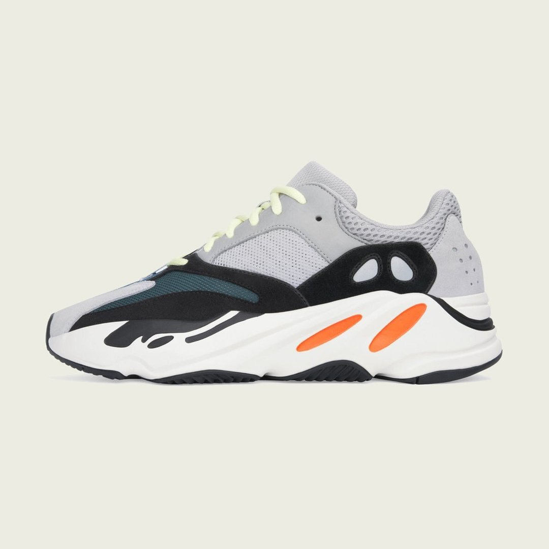 403cae0c23ed7 The return of the Wave Runner. The original Yeezy Boost 700 is rumored to  release on http   adidas.com this Saturday