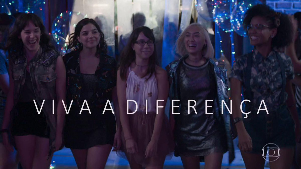 Viva a diferença! #Malhação #PraSempreVivaADiferença