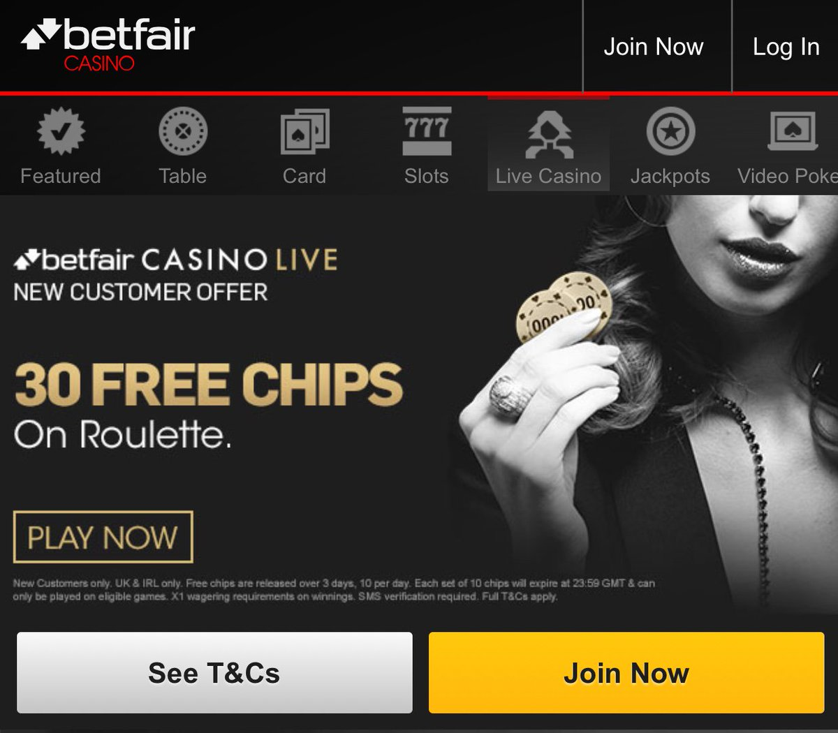 30 #free #chips (NO deposit required) >> bit.ly/betfair5 #horsetips #handicape #tipster #facup