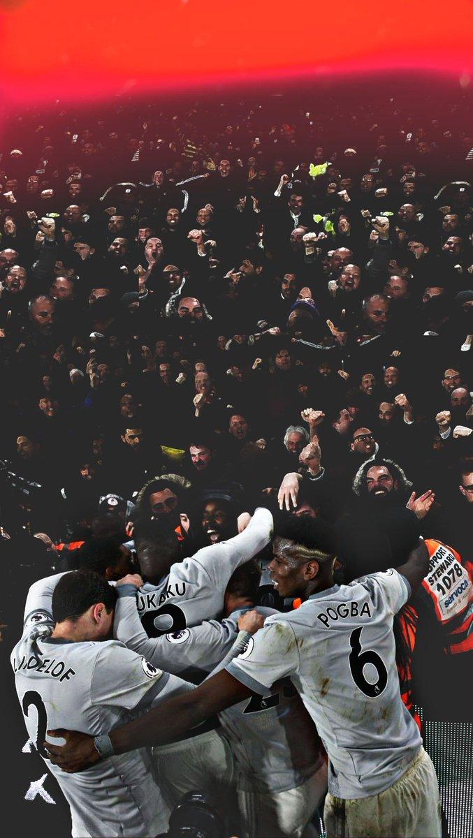 Man Utd Updatez On Twitter Mufc Lockscreen Wallpaper
