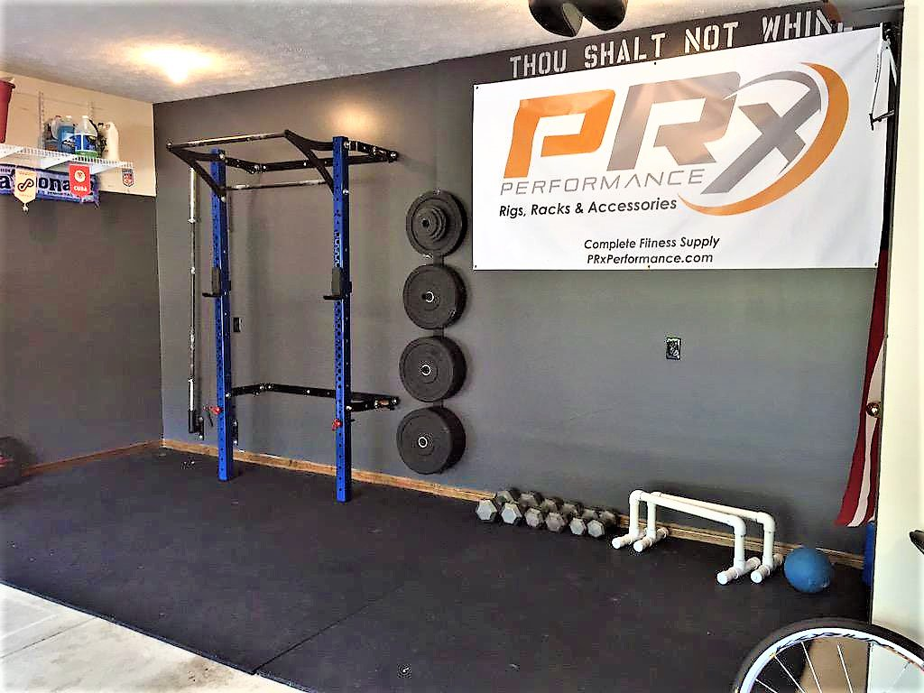 Unique Prx Home Gym