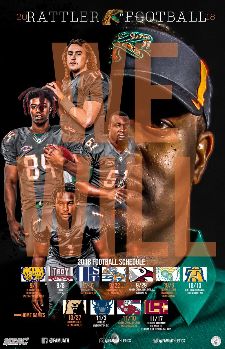 Famu Athletics On Twitter The Difference Between A Successful