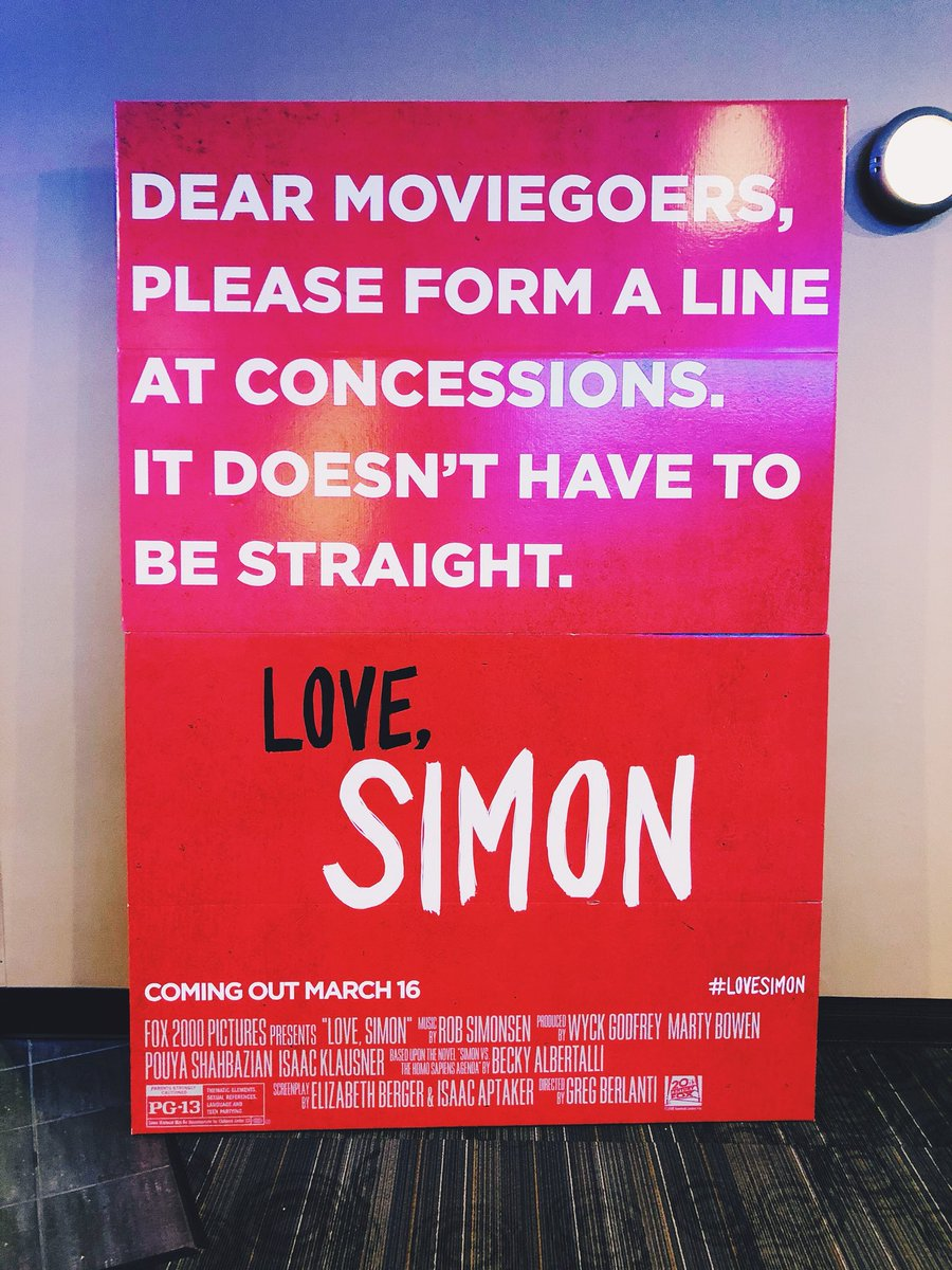 Team Epic Reads just got romantic af. Are y'all ready for #LOVESIMON next week?!