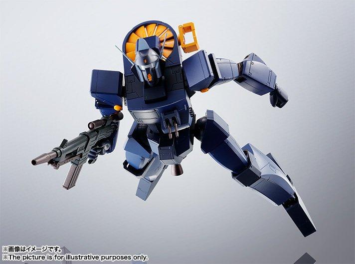 HI-METAL R 戦闘メカ ザブングル ブラッカリィに関する画像6