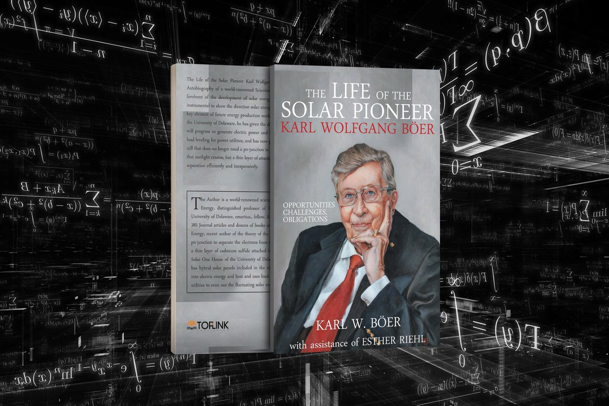 The Life of the Solar Pioneer Karl Wolfgang Böer has been added