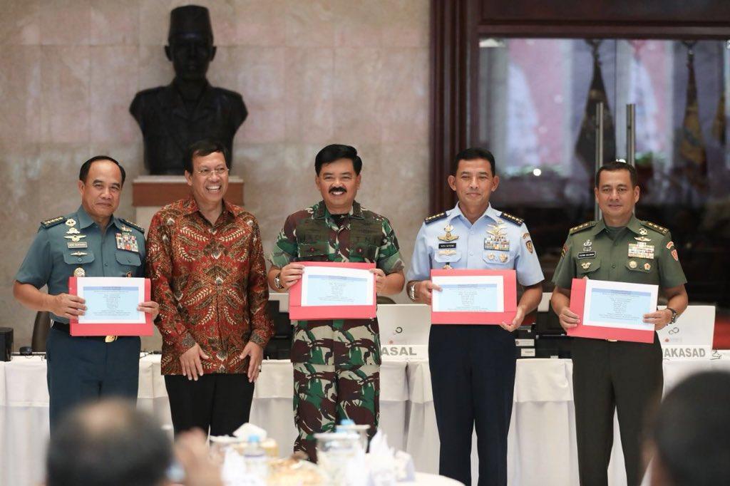 Hasil gambar untuk Dirjen Pajak apresiasi langkah Panglima TNI lapor SPT