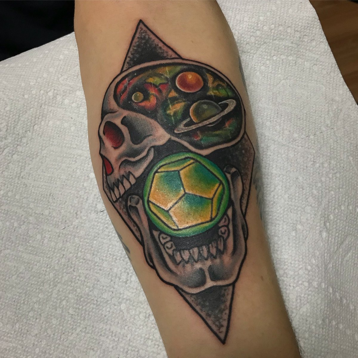 Chaney Tattoo