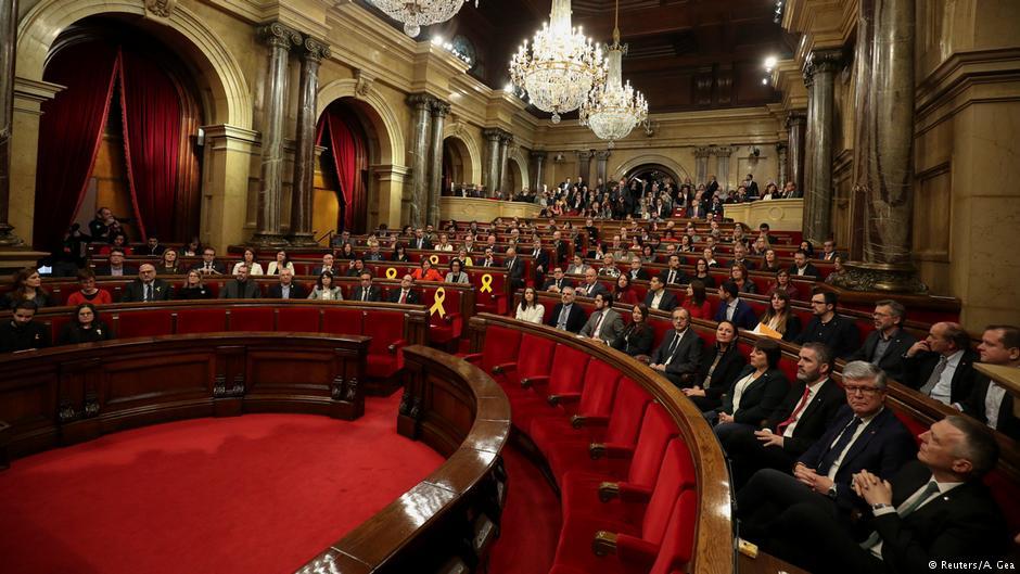 Presidents parlament catalunya