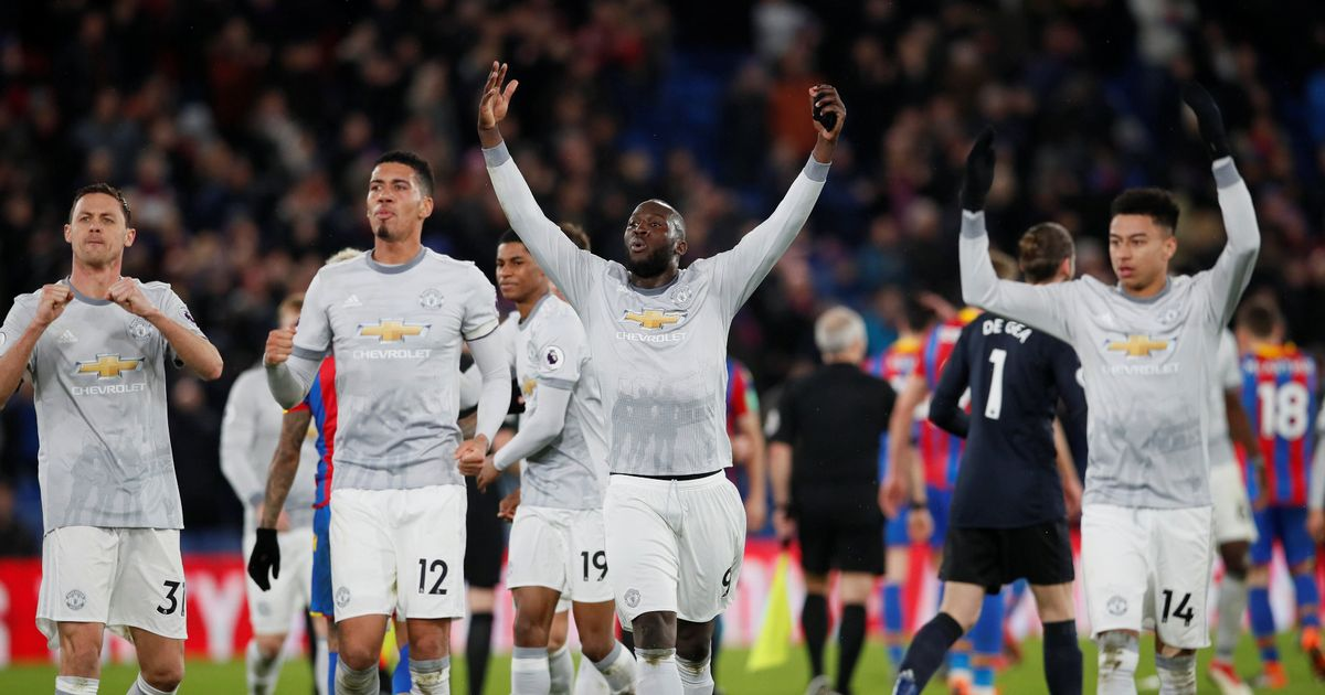 Manchester United salvaged victory deep into Fergie time - but display at Pal... #CPFC fanly.link/ba681a20d1