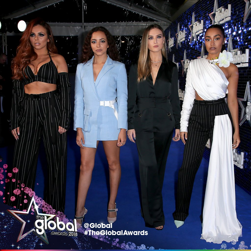 Check out the glitz & glamour of #TheGlobalAwards blue carpet in full: https://t.co/g8DnBfxgtY