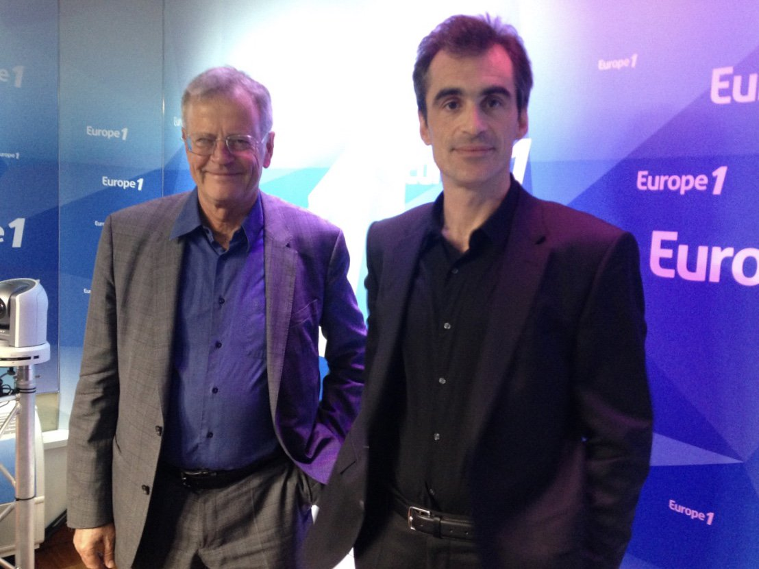 Boniface se dit «sioniste», Enthoven distingue «juifs» et Français «d'origine arabe»