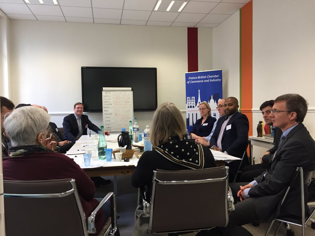 This morning the #SMEBreakfast purpose is to assist #members to expand on their expertise and to draw them together to work better with one another @fbcci #francobritishchamber @FBCCIPresident<br>http://pic.twitter.com/LLOJM8xCFV