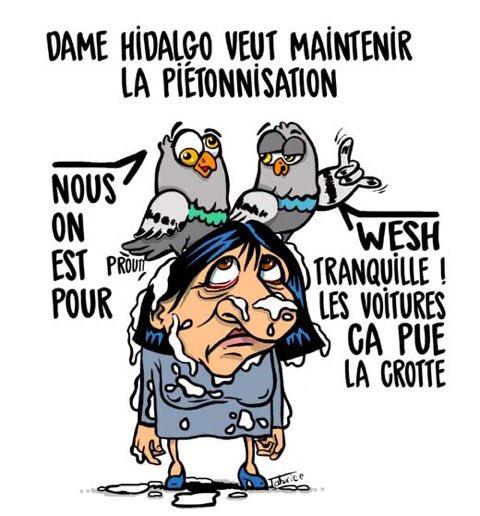 Fabricegreg On Twitter Paris Mairiedeparis Hidalgo Annehidalgo