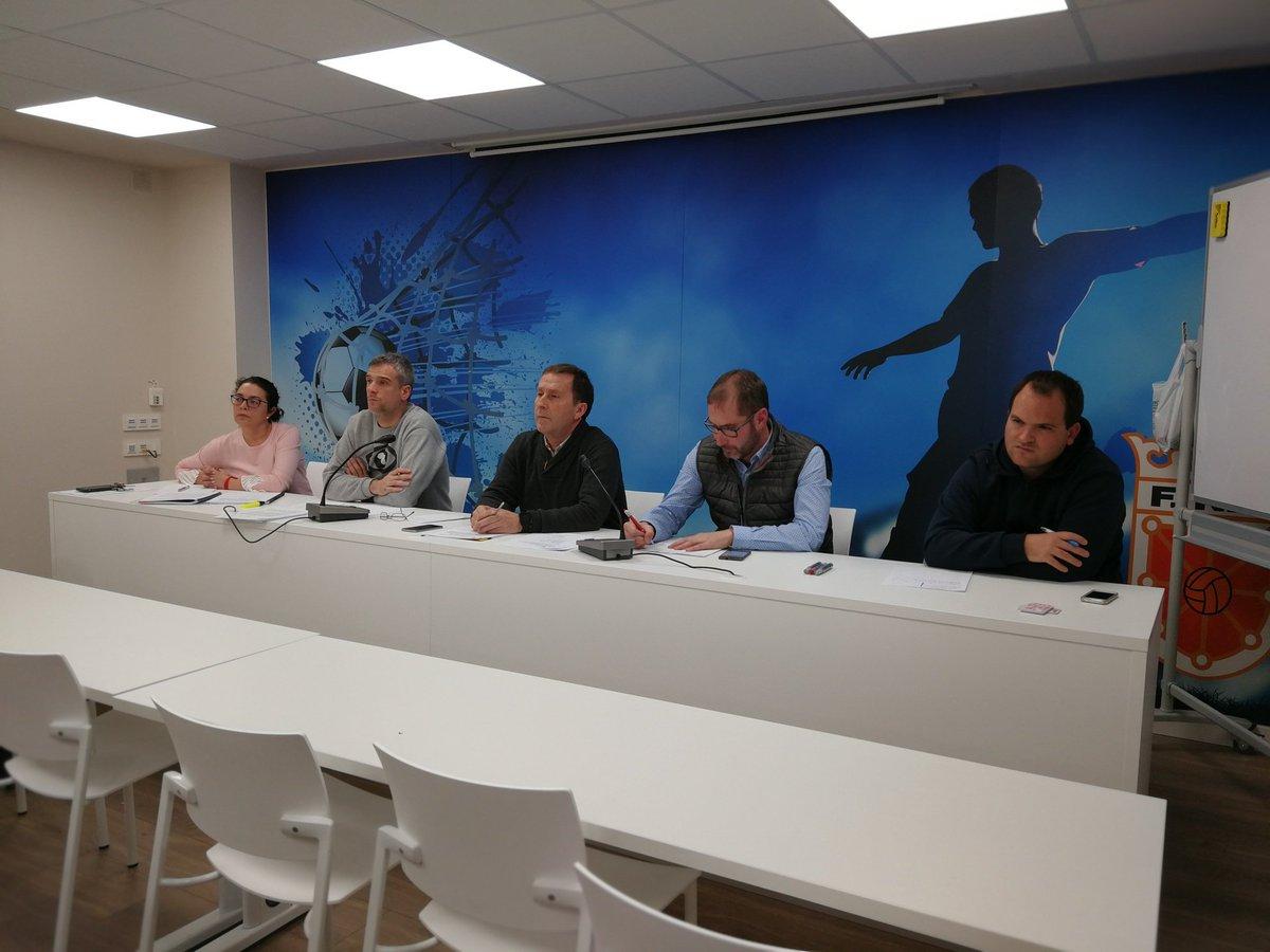DESDE LA BANDA - FÚTBOL NAVARRO (DLB-FN) | Reunión fútbol no profesional en Navarra.