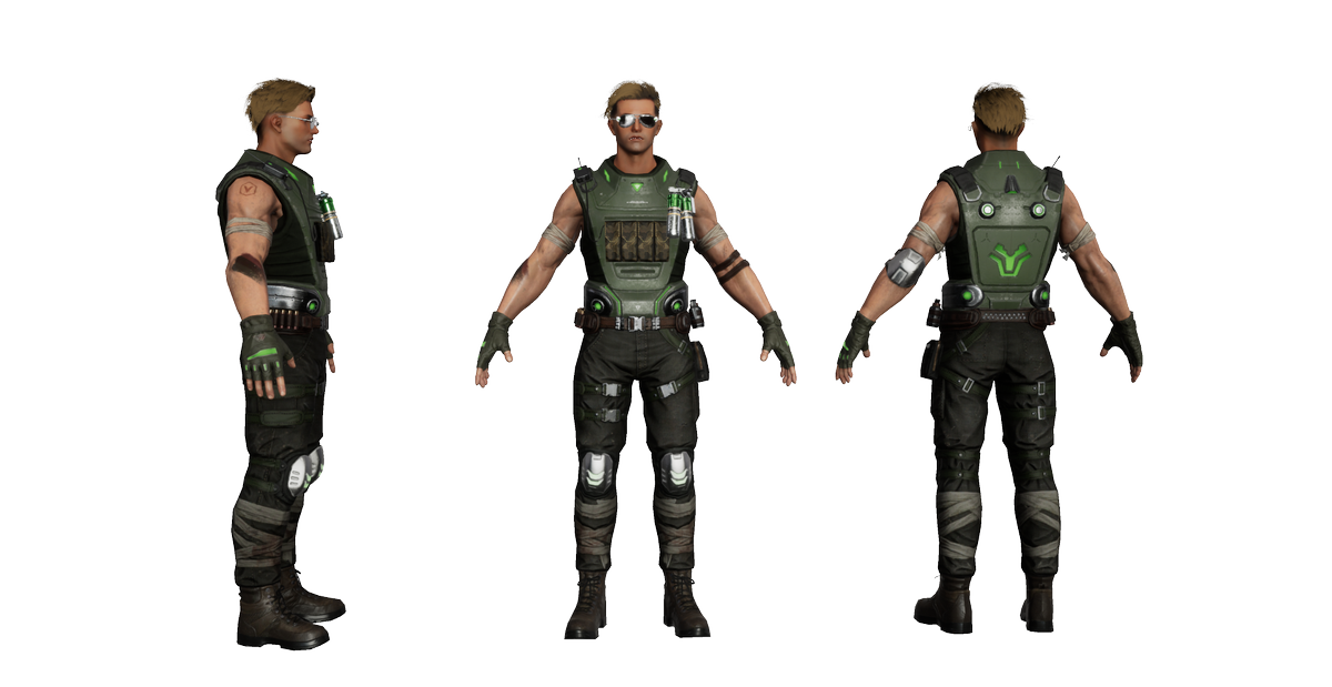 """Pubg Character: V OF WAR On Twitter: """"#VofWar 3 Human Character Images"""