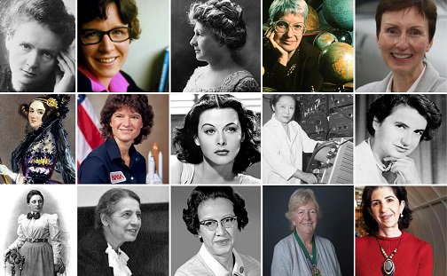 This Thursday is International Women's Day and to mark it we're celebrating women who've made a significant contribution to physics. Celebrate with us by telling us who your favourite female physicist is – past or present – and why they inspire you using #WomeninPhysics  #IWD2018