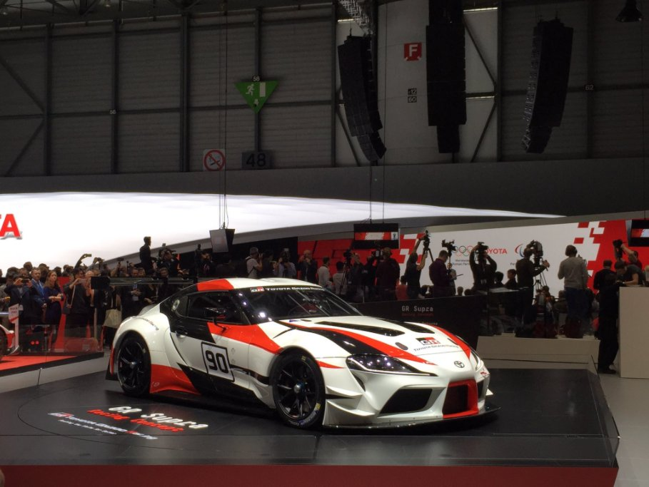 ... Back    As A Sports Car! Reviving The Name And Spirit Of The Most  Celebrated Model In #Toyota #sportscar Heritage. Http://toyota.eng.mg/4d0e1  #SupraGR ...