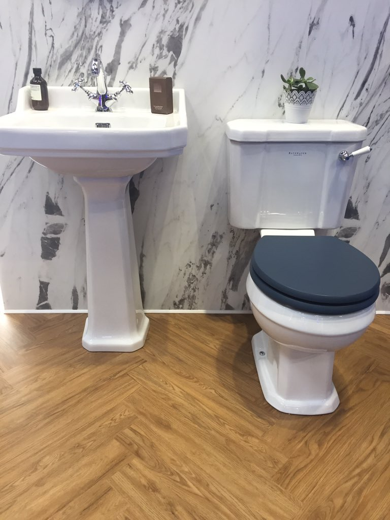 Day 2 at @kbblive starting with @BBayswater. #kbb #kbb2018 #kbb18 #bathrooms
