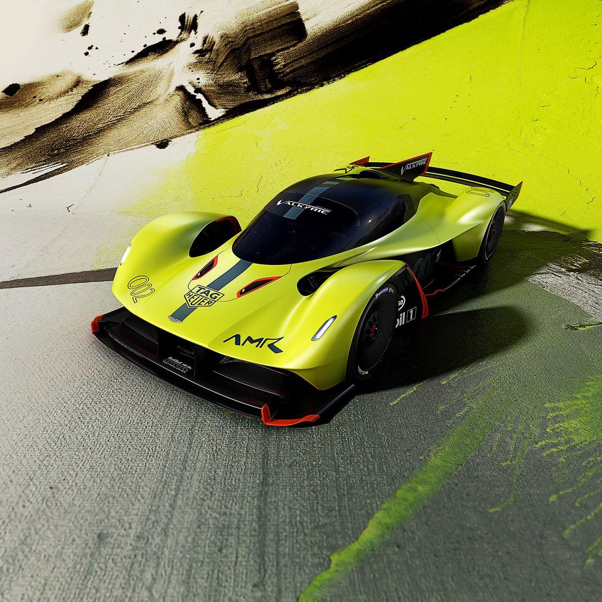 The Verge On Twitter Aston Martin S New Hypercar Is An 1 100 Horsepower Asphalt Rocket Https T Co Xmjzcxflvp