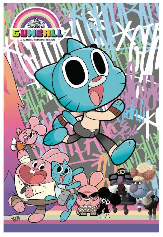 【お知らせ】5月19~20日に川崎産業振興会館にて開催のジャパンコミックアートエキスポに「おかしなガムボール」」コミックのカバーアートで絶好調な平林知子先生が登場します~!今回はライブステージも?