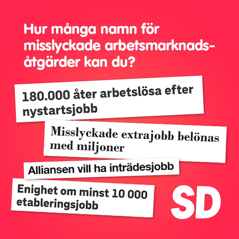 180 miljoner arbetslosa i varlden