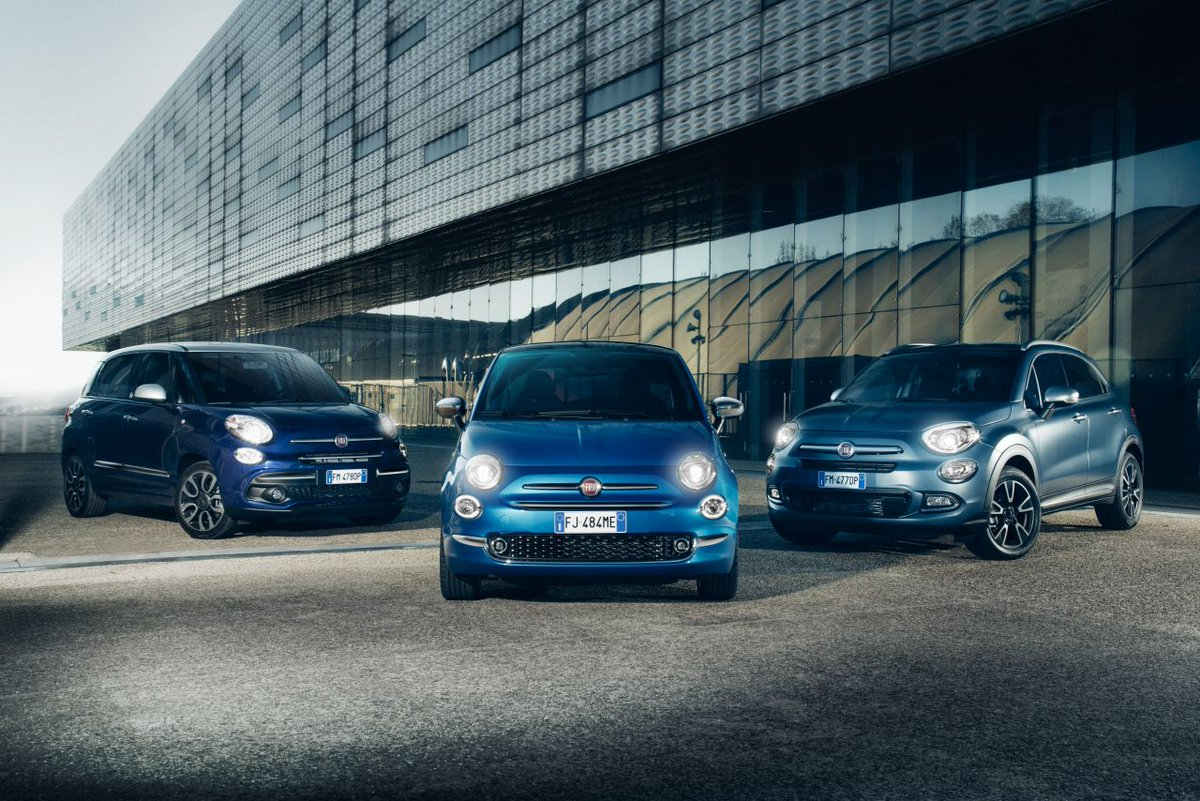 The New #Fiat500 Mirror family. Reflect your personality. https://t.co/xHd1V1KRlO