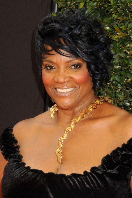 Happy Birthday to Anna Maria Horsford
