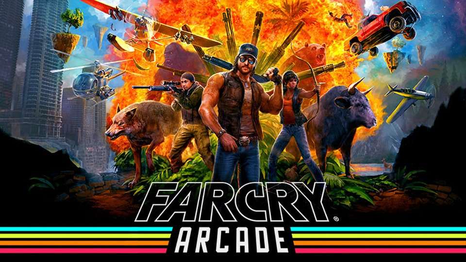 Far Cry 6 On Twitter The Farcry Map Editor Is Back And It S