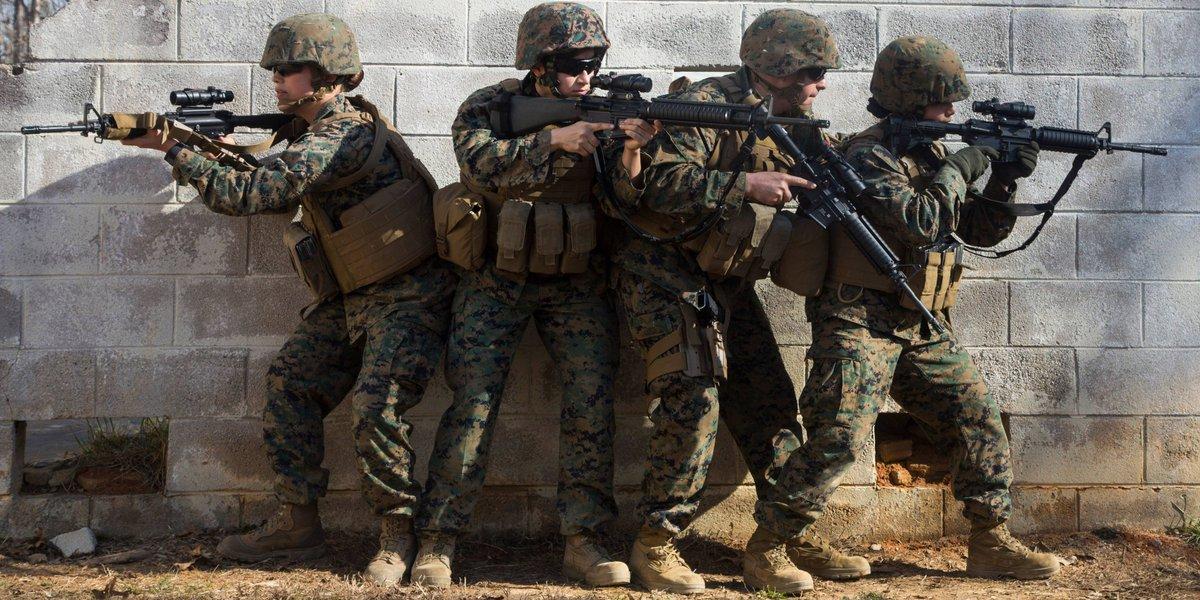 U S  Marines on Twitter: