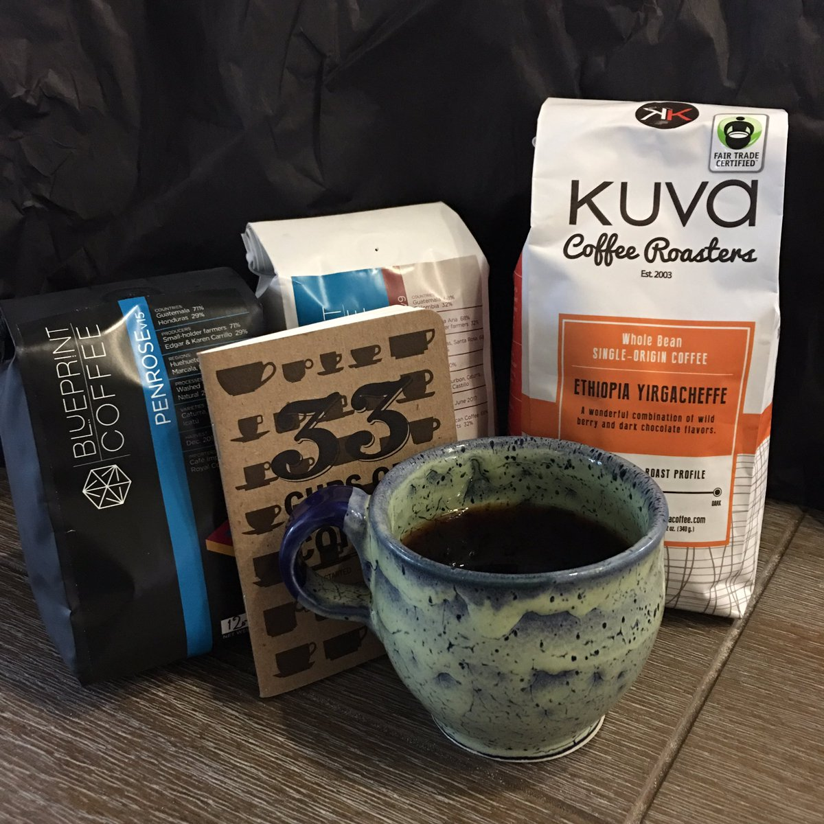 Kuva coffee roasters kuvacoffee twitter larder cupboard blueprint coffee kuva coffee roasters and 33 books co malvernweather Gallery