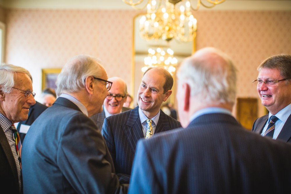 The Clifton Club Members were in for a treat when they bumped into HRH, Prince Edward in the bar today! https://www.thecliftonclub.co.uk/news/ #thecliftonclub200 #royalvisit #princeedward #bristol #clifton photocredit: @evokepictures  photocredit: Evoke Pictures Lifestyle Photography
