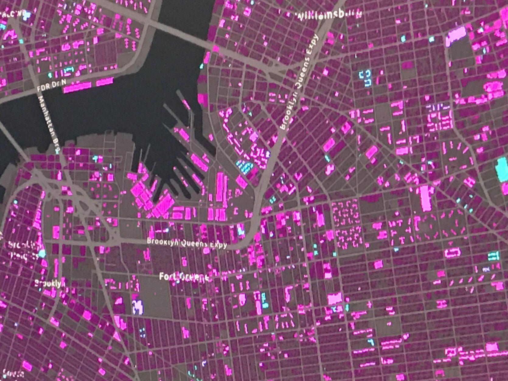 Waze mapping