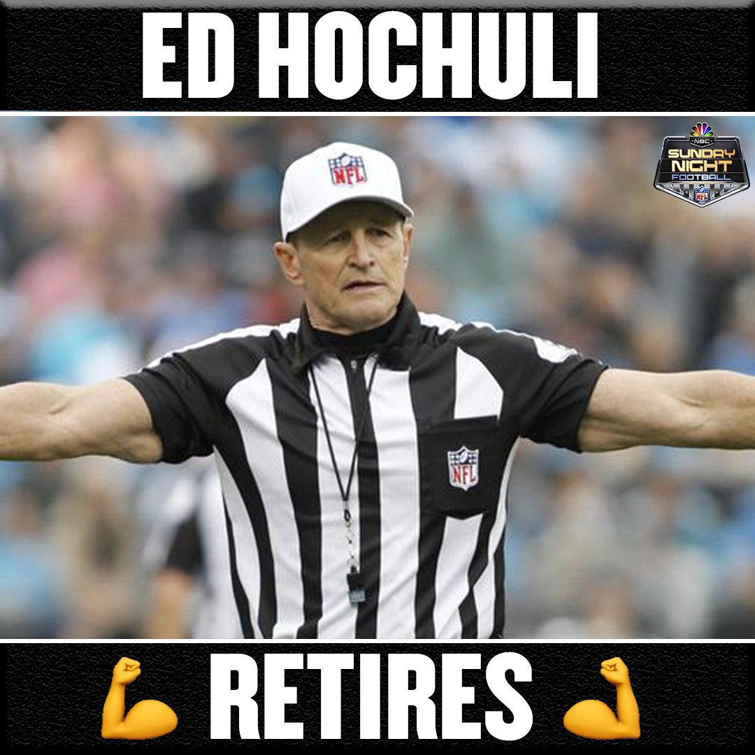 147abb3dd flex on em hochuli longtime nfl referee ed hochuli retires and will be  replaced by his