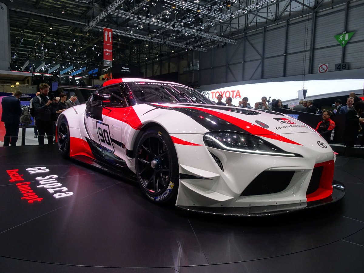 ed511682c68f the toyota gr supra racing concept is the high performance future of toyota